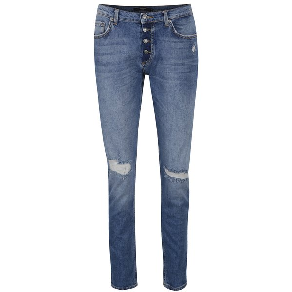Blugi albaștri skinny - VERO MODA Ashley