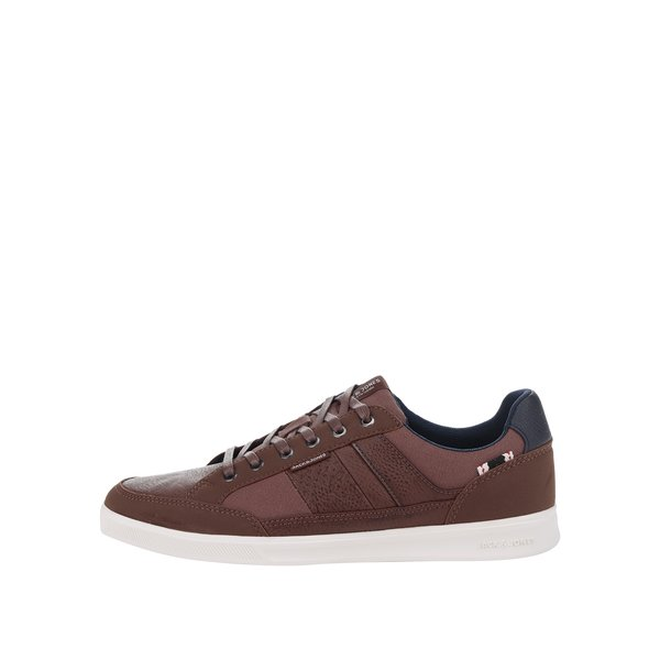 Pantofi sport maro Jack & Jones Wrayne