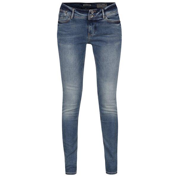 Blugi albaștri de damă cu croi slim fit Garcia Jeans Rachelle de la Garcia Jeans in categoria blugi