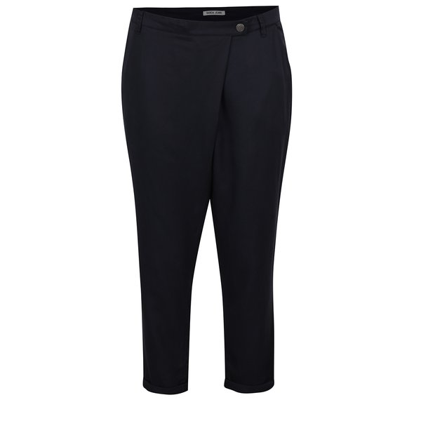 Pantaloni bleumarin 3/4 de damă Garcia Jeans