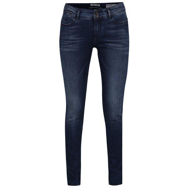 Blugi bleumarin de damă cu croi slim fit Garcia Jeans Rachelle de la Garcia Jeans in categoria blugi