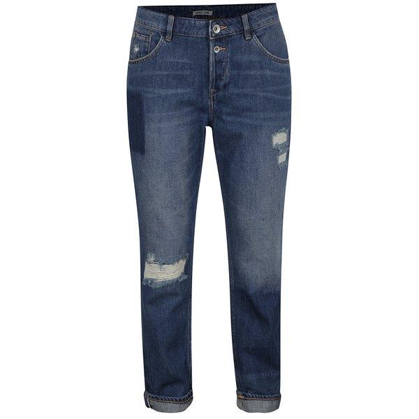 Blugi albaștri de damă cu croi boyfriend Garcia Jeans Luisa de la Garcia Jeans in categoria blugi