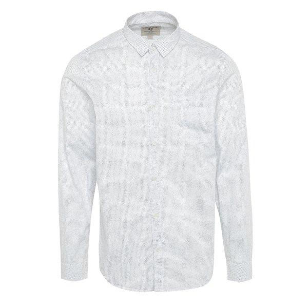 Cămașă albă regular fit pentru bărbați Garcia Jeans de la Garcia Jeans in categoria Cămăși