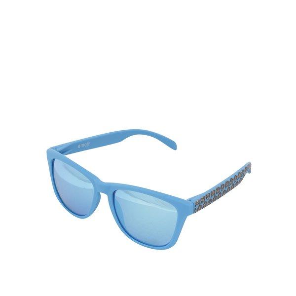 Ochelari de soare unisex cu lentile polarizate albastre – Emoji Monkeys de la Emoji in categoria Accesorii