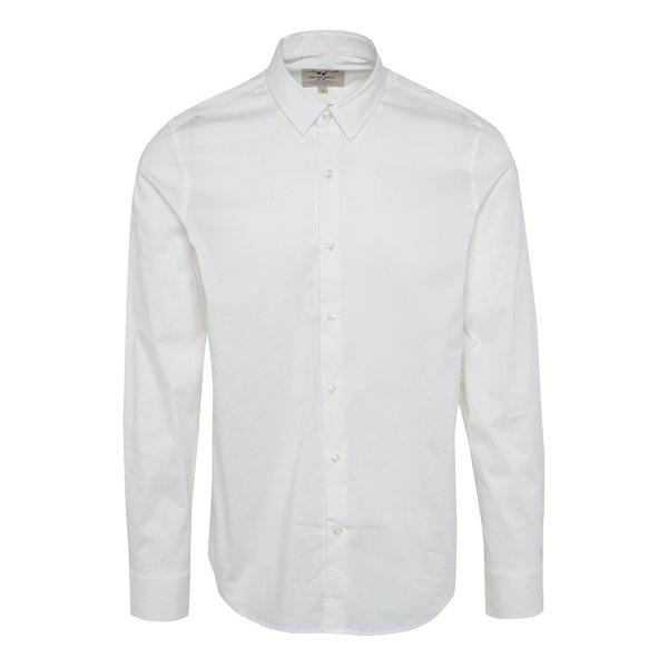 Cămașă albă regular fit pentru bărbați Garcia Jeans Dario de la Garcia Jeans in categoria Cămăși