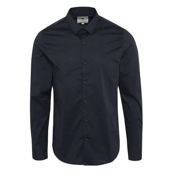 Cămașă bleumarin regular fit pentru bărbați Garcia Jeans Dario de la Garcia Jeans in categoria Cămăși