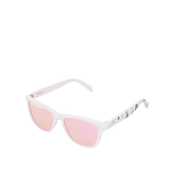 Ochelari de soare pentru fete cu lentile polarizate roz – Emoji Sweet Objects de la Emoji in categoria Accesorii