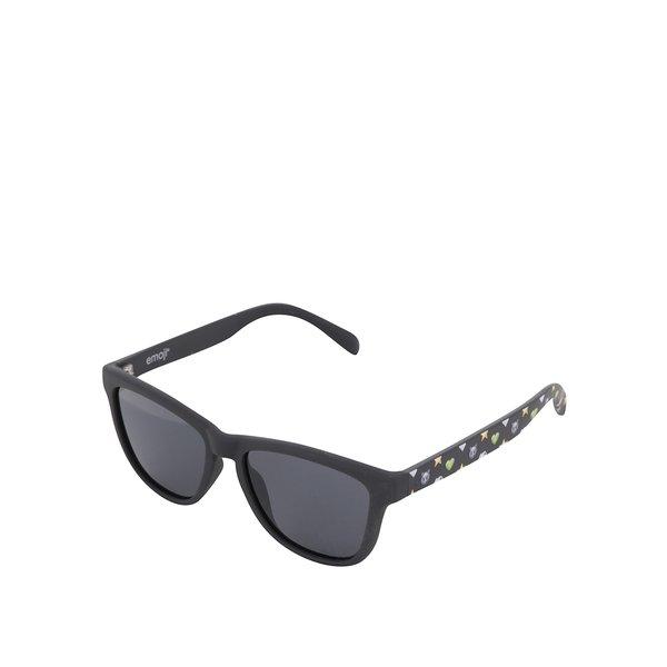 Ochelari de soare cu lentile negre pentru bărbați- Emoji Diamond de la Emoji in categoria Accesorii