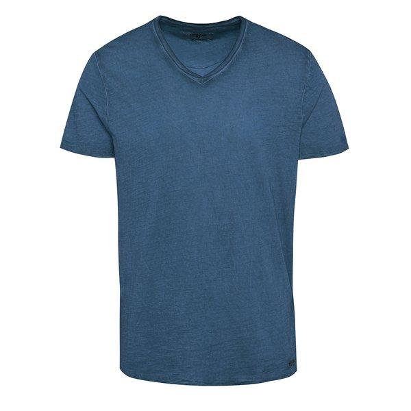 Tricou albastru pentru bărbați Garcia Jeans Marco de la Garcia Jeans in categoria tricouri
