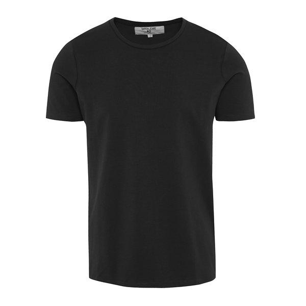 Tricou negru basic pentru bărbați Garcia Jeans Enrico de la Garcia Jeans in categoria tricouri