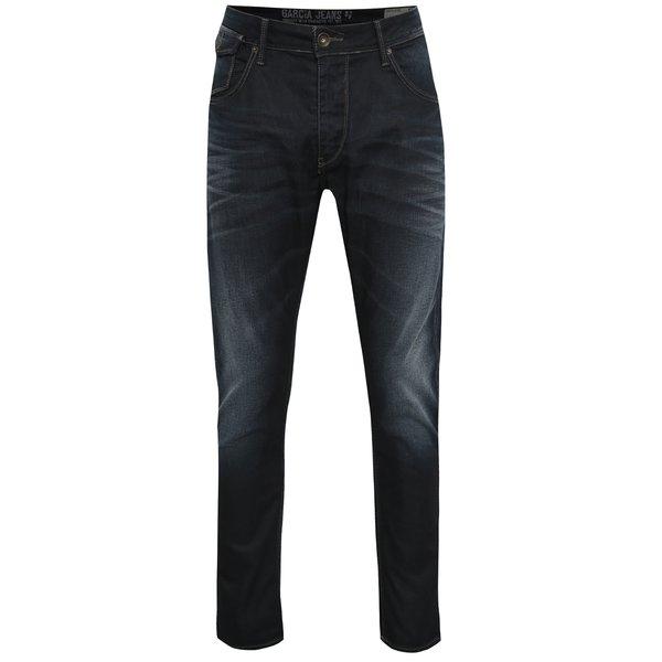 Blugi albastru ultramarin pentru bărbați Garcia Jeans Lucco de la Garcia Jeans in categoria Blugi, pantaloni, pantaloni scurți