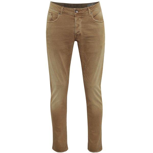 Blugi bej slim fit pentru bărbați Garcia Jeans Savio de la Garcia Jeans in categoria Blugi, pantaloni, pantaloni scurți