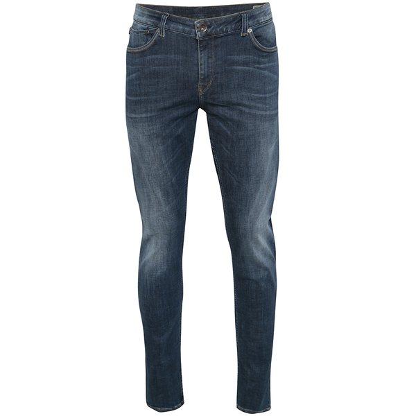 Blugi albaștri cu croi skinny pentru bărbați Garcia Jeans Femo de la Garcia Jeans in categoria Blugi, pantaloni, pantaloni scurți