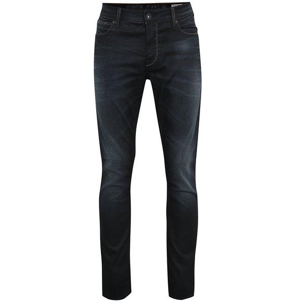 Blugi albastru închis cu croi skinny pentru bărbați Garcia Jeans Femo