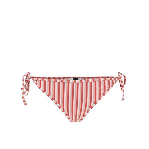 Slip roșu cu dungi albe Y.A.S Savoy