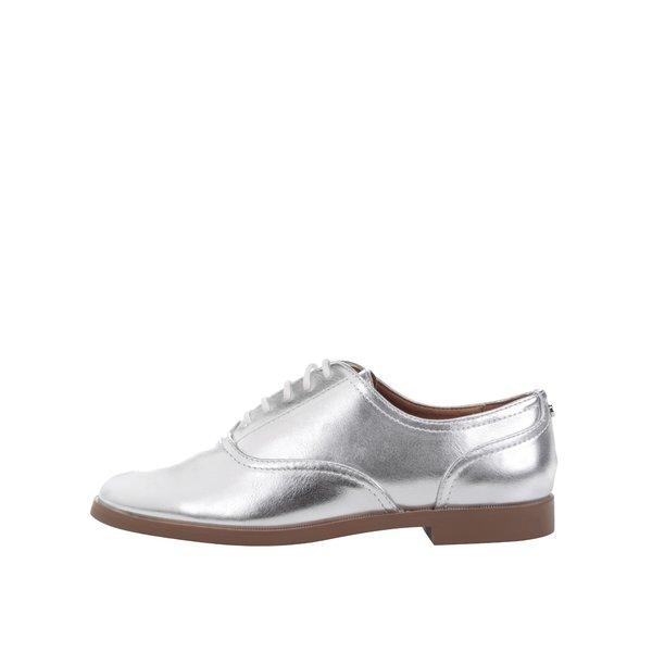 Pantofi oxford gri cu aspect metalic – ONLY Tango de la ONLY in categoria pantofi și mocasini