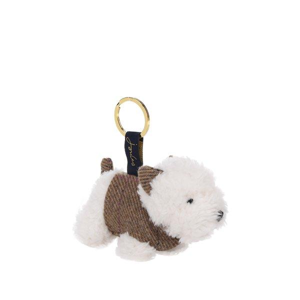 Breloc multicolor în formă de câine Tom Joule de la Tom Joule in categoria Accesorii