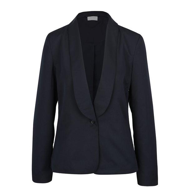 Sacou bleumarin cu revere – VILA Amola de la VILA in categoria Geci, paltoane, jachete