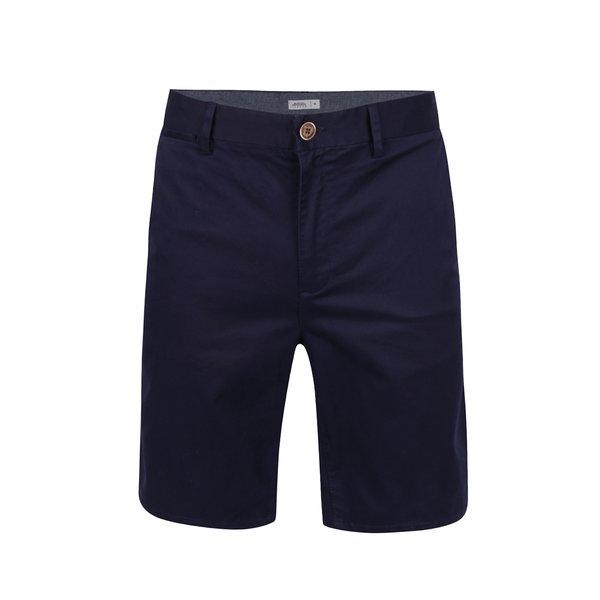 Pantaloni chino scurti albaștri Burton Menswear London de la Burton Menswear London in categoria Blugi, pantaloni, pantaloni scurți