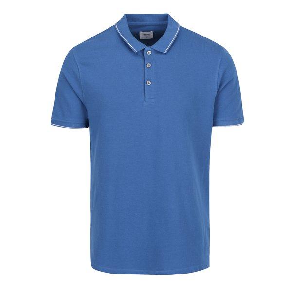 Tricou polo albastru Burton Menswear London de la Burton Menswear London in categoria tricouri polo