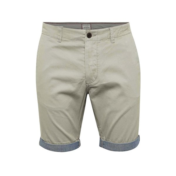 Pantaloni scurți chino gri deschis Jack & Jones Peek de la Jack & Jones in categoria Blugi, pantaloni, pantaloni scurți