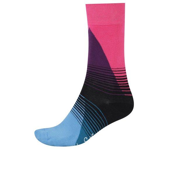 Șosete multicolore înalte pentru bărbați Happy Socks 80's Fade de la Happy Socks in categoria BĂRBAȚI