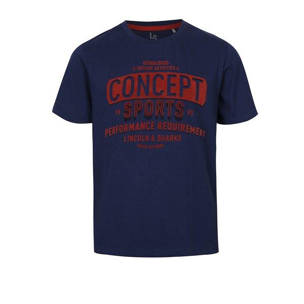 Tricou bleumarin pentru baieti - 5.10.15.