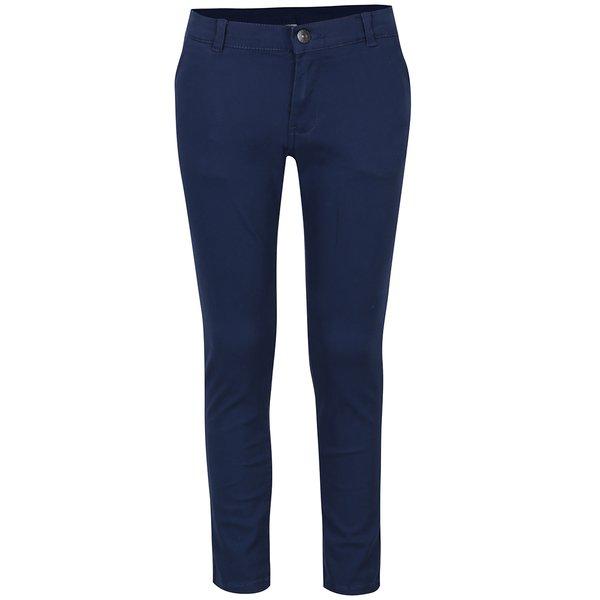 Pantaloni chino albastri pentru baieti - 5.10.15.