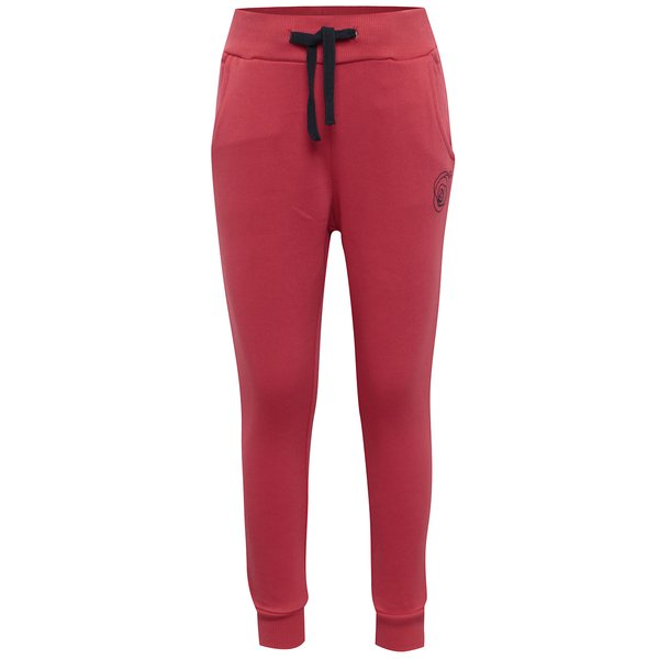 Pantalon sport rosii cu snur pentru fete - name it Kiki