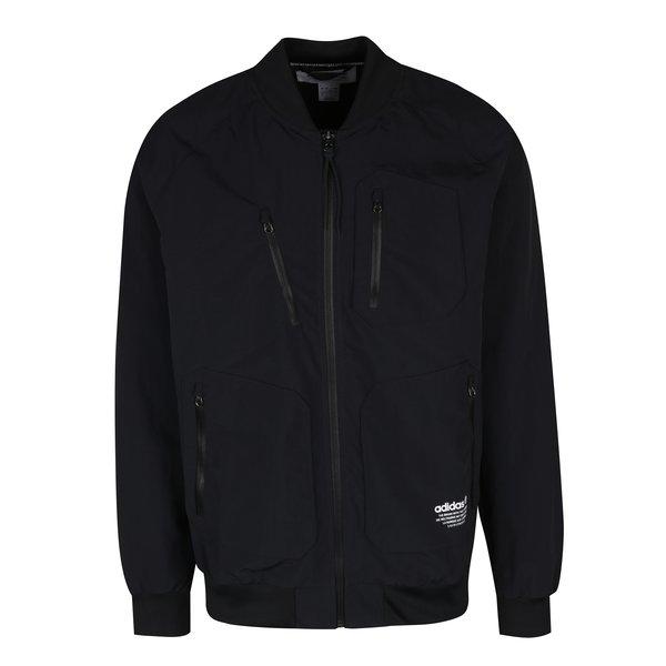 Bluză sport neagră pentru bărbați adidas Originals Urban