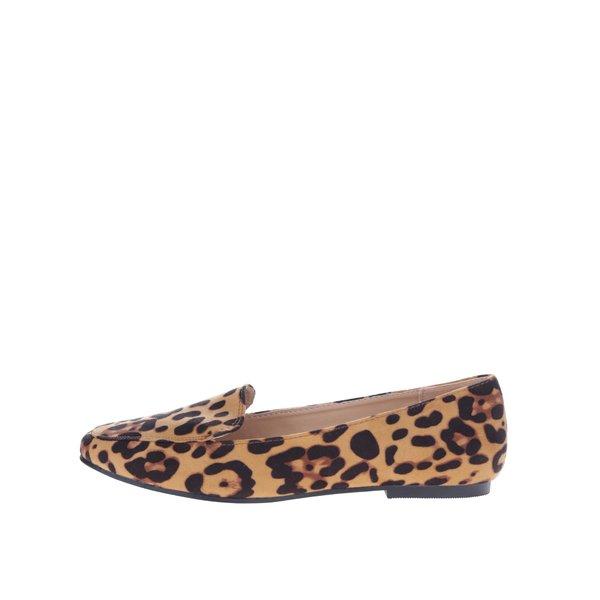 Mocasini print leopard - Dorothy Perkins