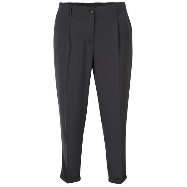 Pantaloni verzi cu talie inalta pentru femei - Broadway Lilou