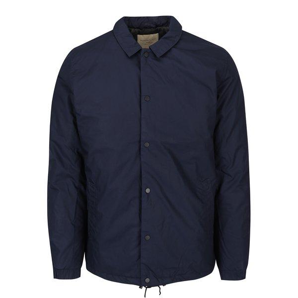 Jachetă albastră matlasată - Selected Homme Coach