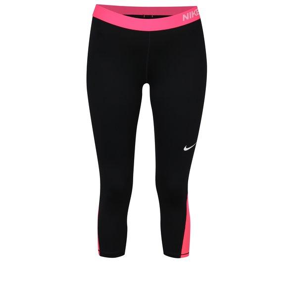 Imagine indisponibila pentru Colanti sport 3/4 negru & roz neon pentru femei - Nike