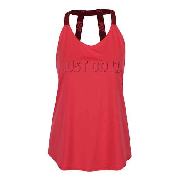 Top roz cu bretele pentru femei Nike