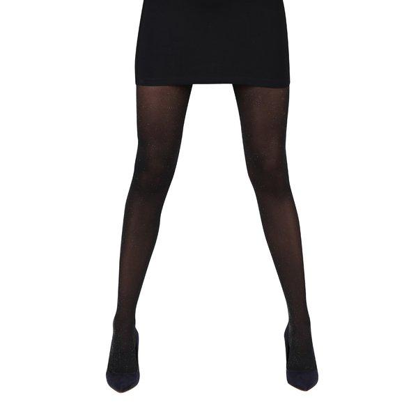 Dres negru cu model discret – Gipsy