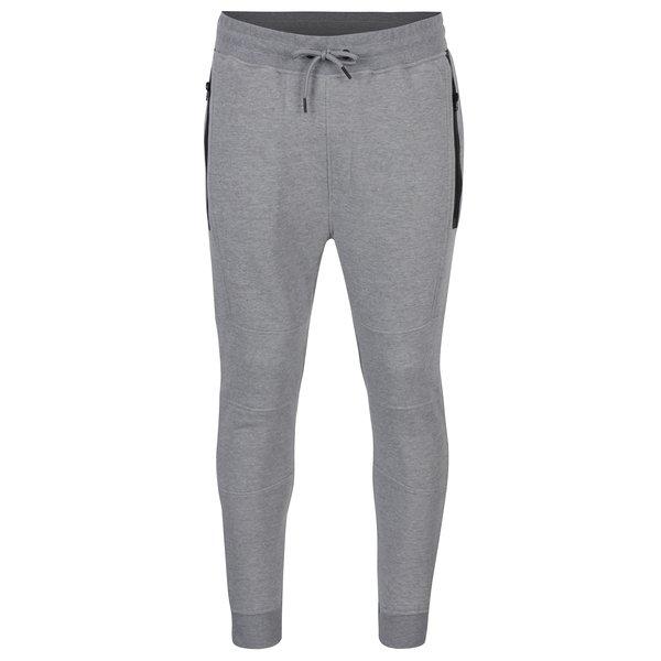 Pantaloni sport gri melanj - Jack & Jones Will