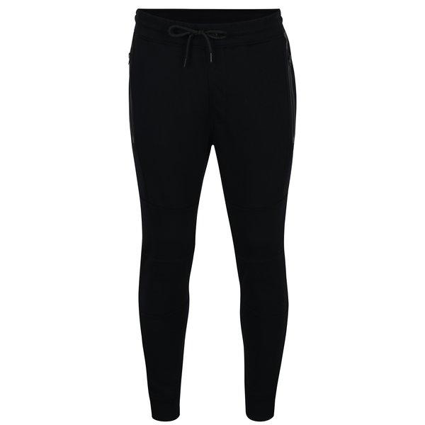 Pantaloni sport negri - Jack & Jones Will