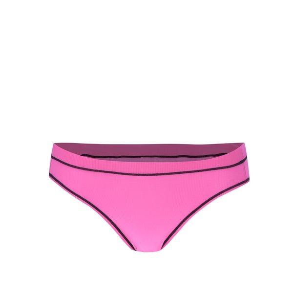 Chilot roz cu talie lată Maidenform