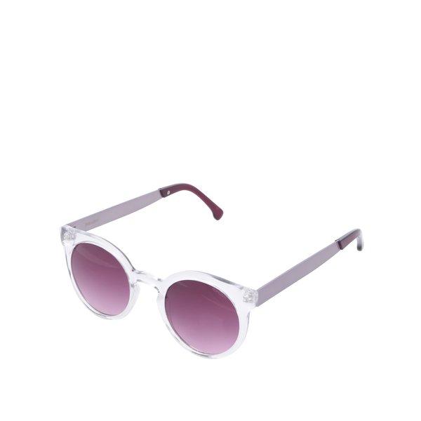 Imagine indisponibila pentru Ochelari de soare gri cu roz pentru femei Komono Lulu