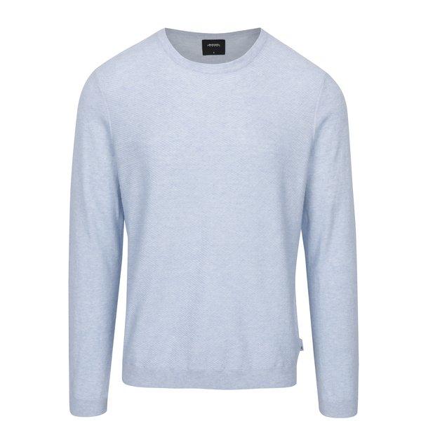 Pulover bleu subțire pentru bărbați - Burton Menswear London