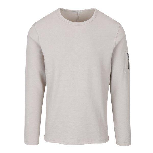 Bluză crem structurată din bumbac - Selected Homme Daniel