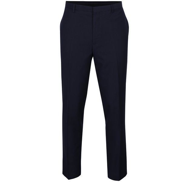 Pantaloni de costum bleumarin – Burton Menswear London