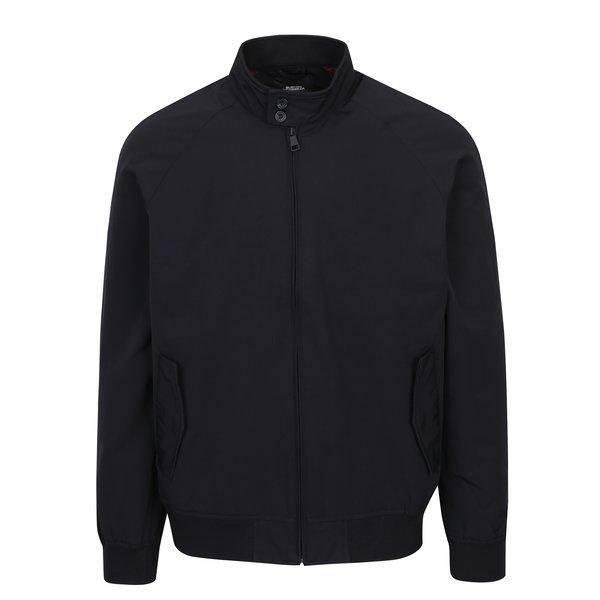 Jachetă neagră de primăvară / toamnă - Burton Menswear London