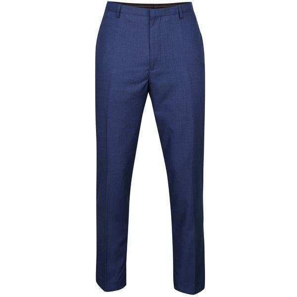 Pantaloni albaștri eleganți - Burton Menswear London