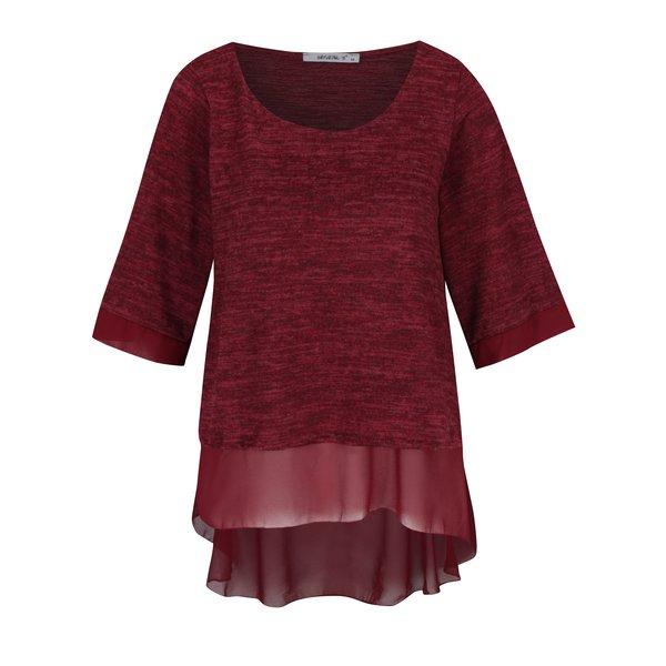Bluză rosu bordo Haily´s Jessica