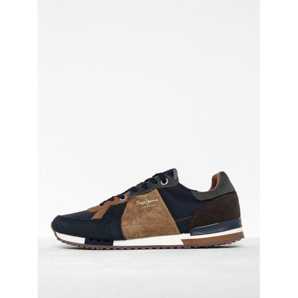 Pantofi sport multicolori pentru bărbați Pepe Jeans Tinker West