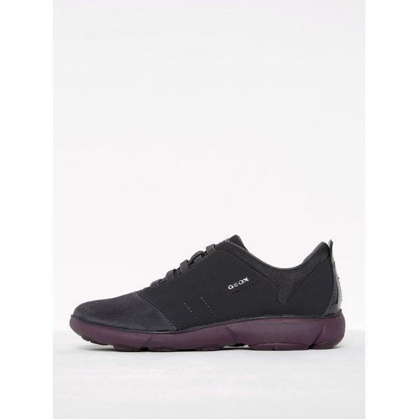 Pantofi sport negri pentru femei - Geox Nebula G