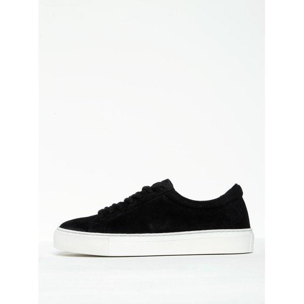 Pantofi sport negri din piele naturală întoarsă pentru femei - Royal RepubliQ