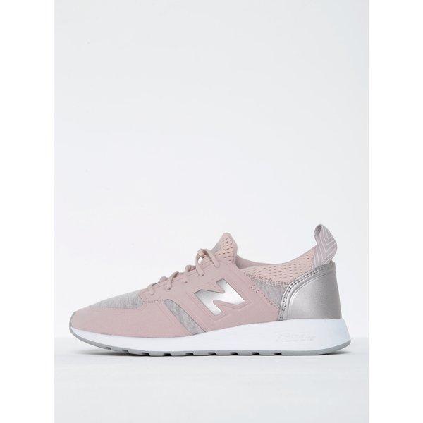 Pantofi sport roz deschis pentru femei - New Balance 420